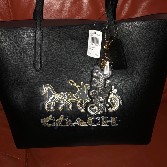 Coach Handbags - LOWER PRICE COACH CHELSE LEATHER TOTE BNWT